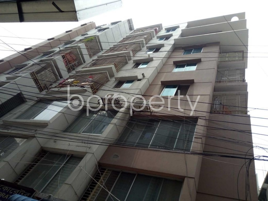 Front view - Office to Rent in Bashundhara R-A, Dhaka - 1886800