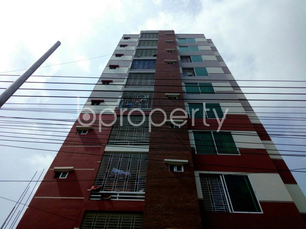 Front view - 3 Bed Apartment for Sale in Bagichagaon, Cumilla - 1886823