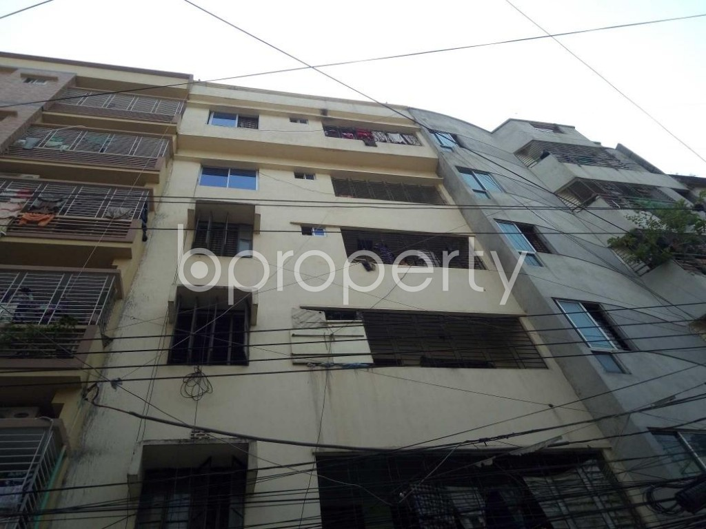 Front view - 2 Bed Apartment to Rent in Lalmatia, Dhaka - 1886841