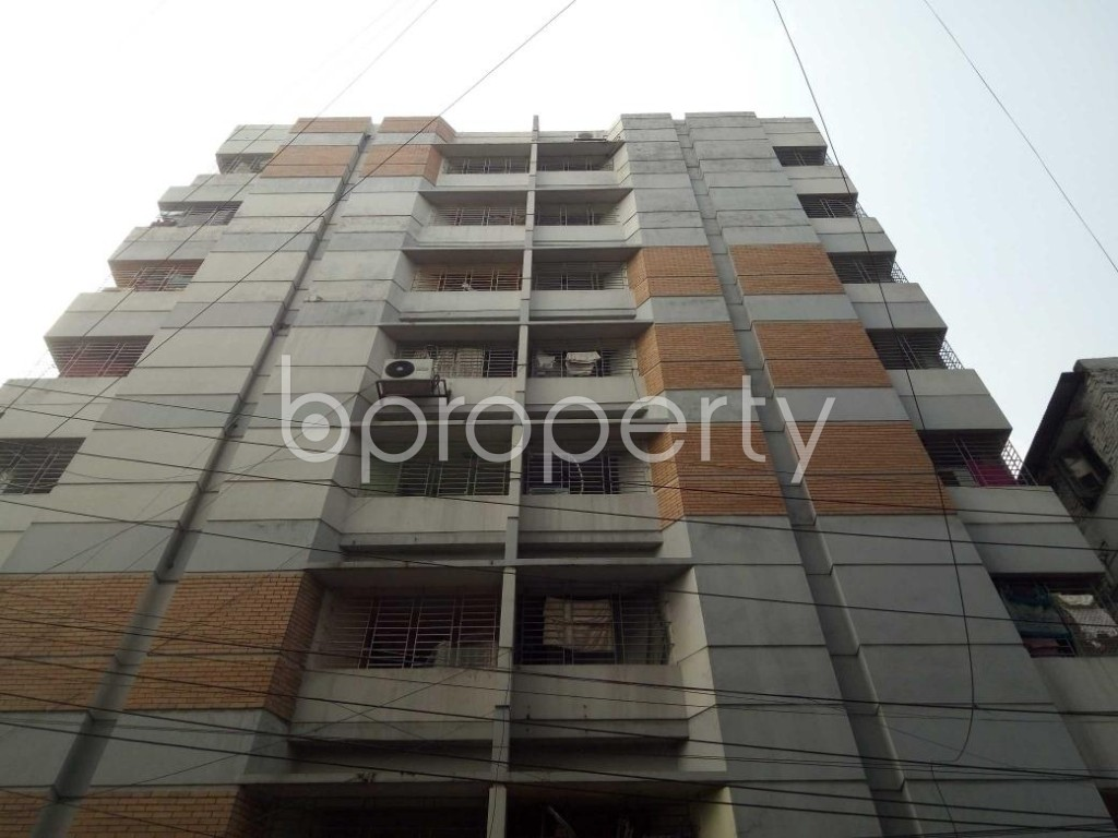 Front view - 3 Bed Apartment to Rent in Lalmatia, Dhaka - 1886880