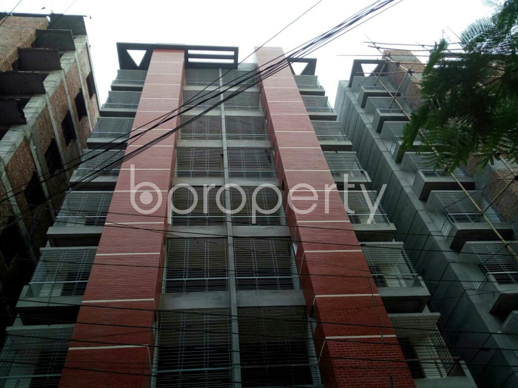 Outside view - 3 Bed Apartment for Sale in Mirpur, Dhaka - 1886953