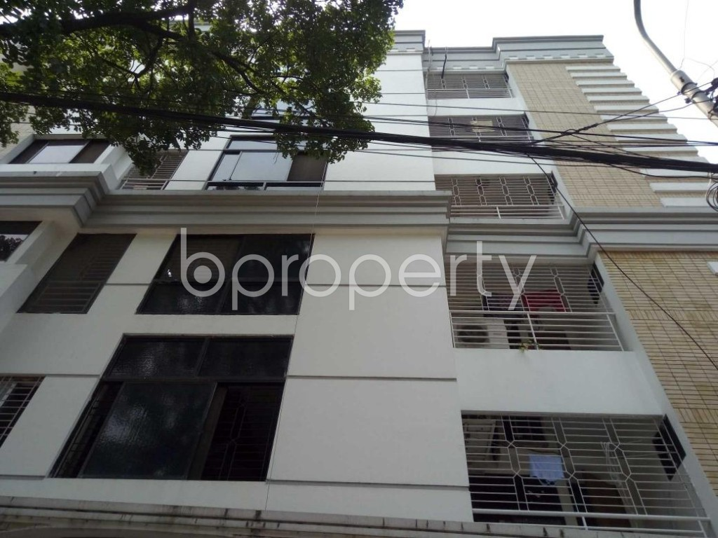 Front view - 3 Bed Apartment to Rent in Gulshan, Dhaka - 1887062
