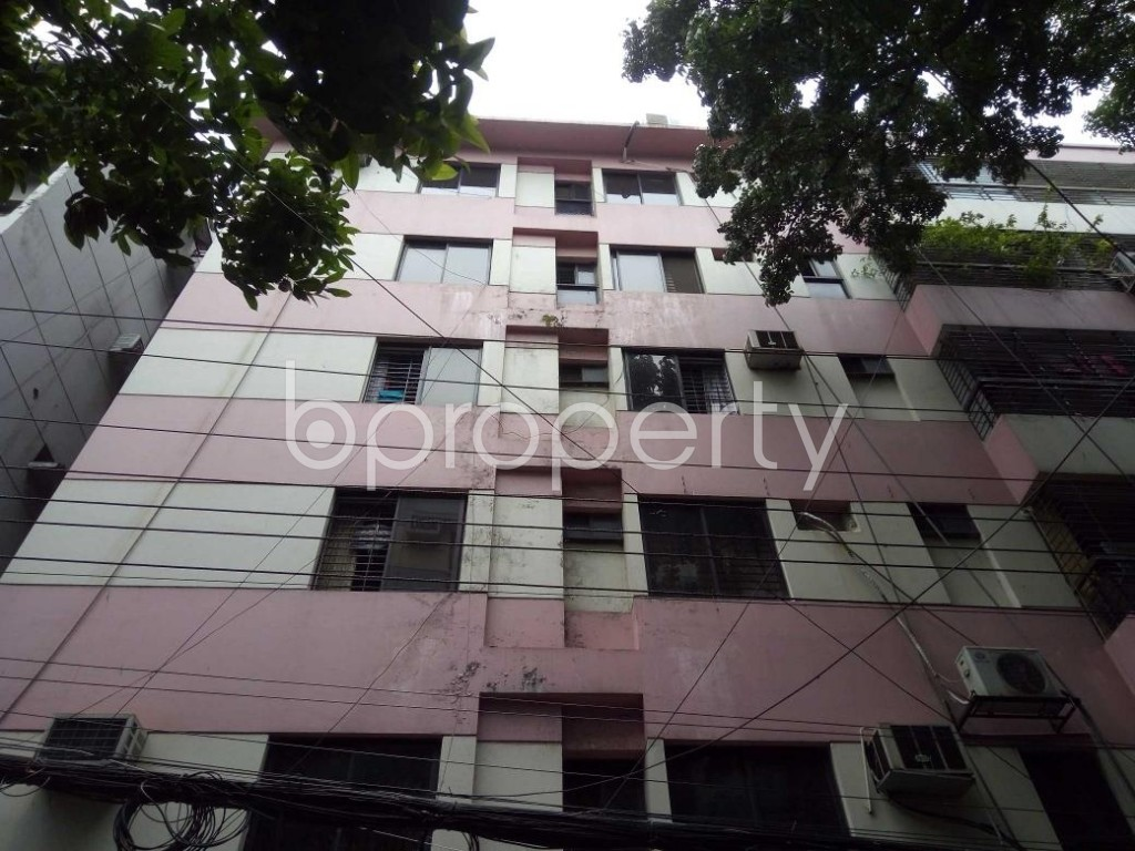 Front view - 3 Bed Apartment to Rent in Gulshan, Dhaka - 1887130