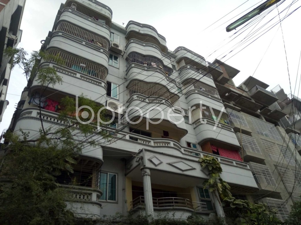 Outside view - 3 Bed Apartment for Sale in Uttara, Dhaka - 1887222