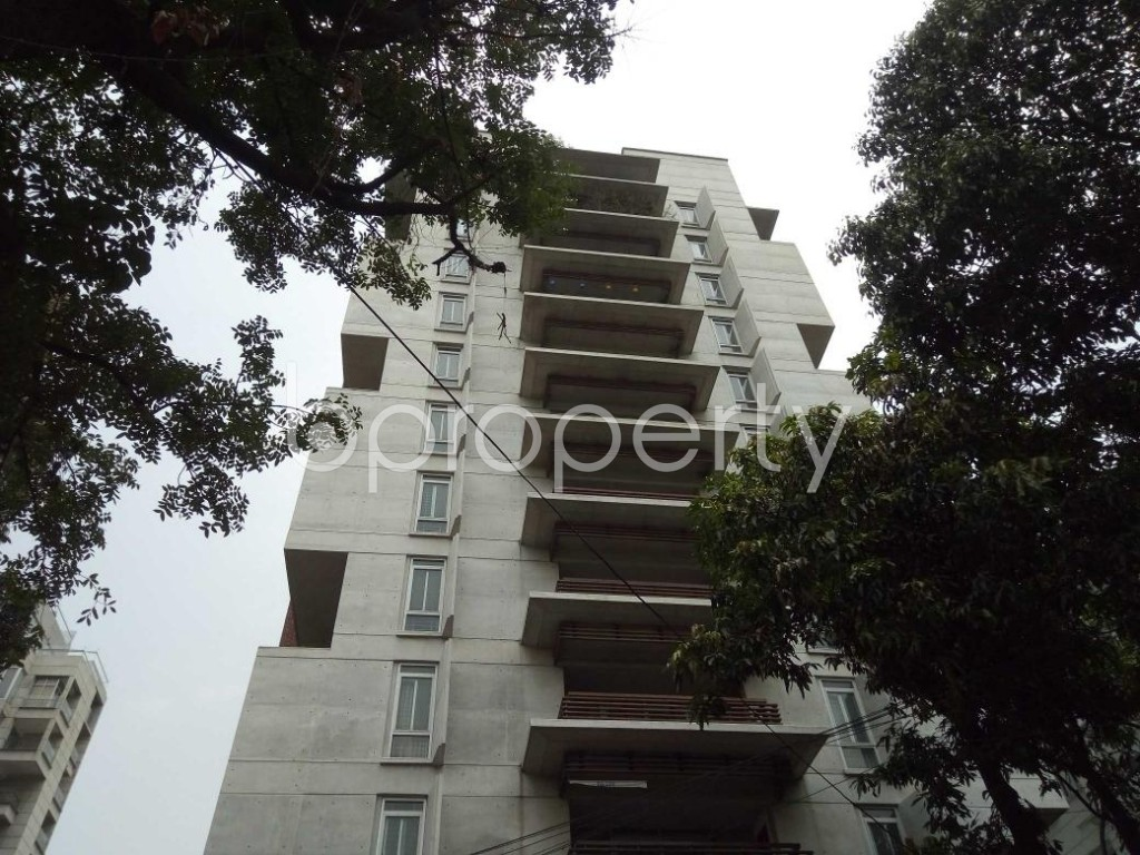 Front view - 4 Bed Apartment to Rent in Gulshan, Dhaka - 1887230