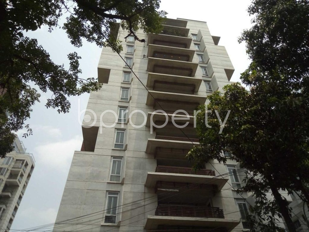 Front view - 4 Bed Apartment to Rent in Gulshan, Dhaka - 1887238