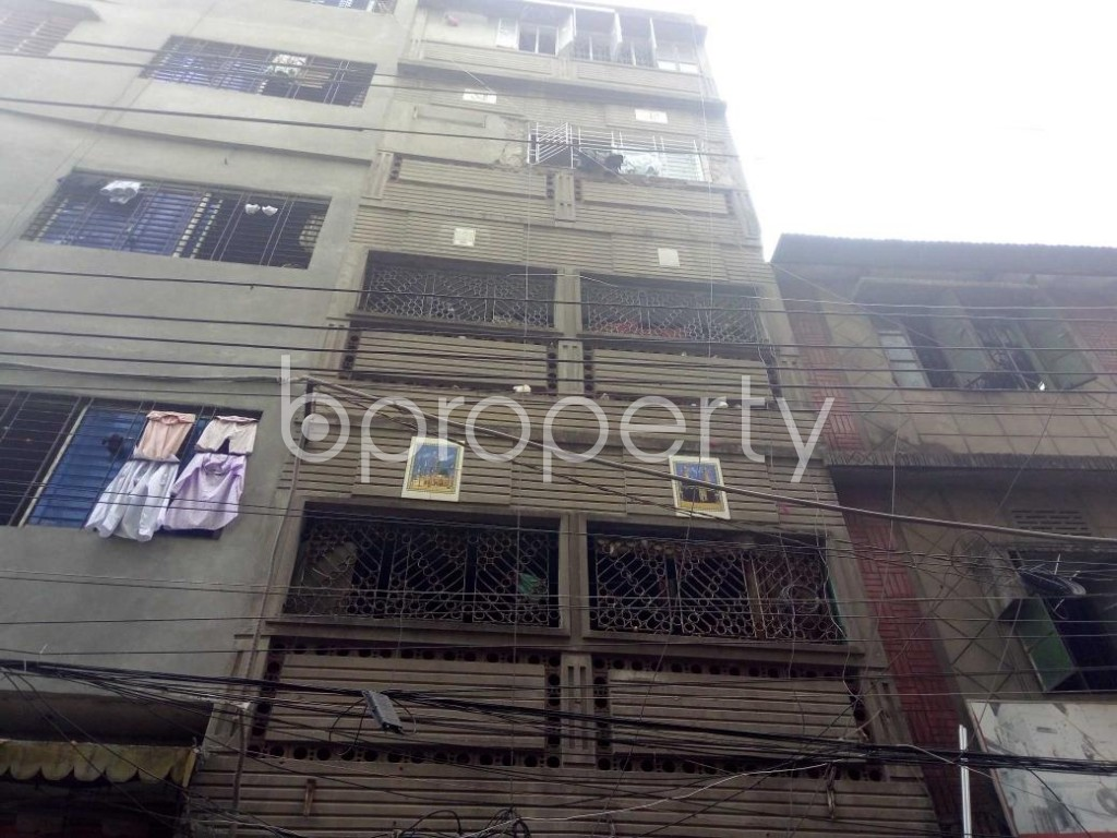 Front view - 2 Bed Apartment for Sale in Bangshal, Dhaka - 1887333