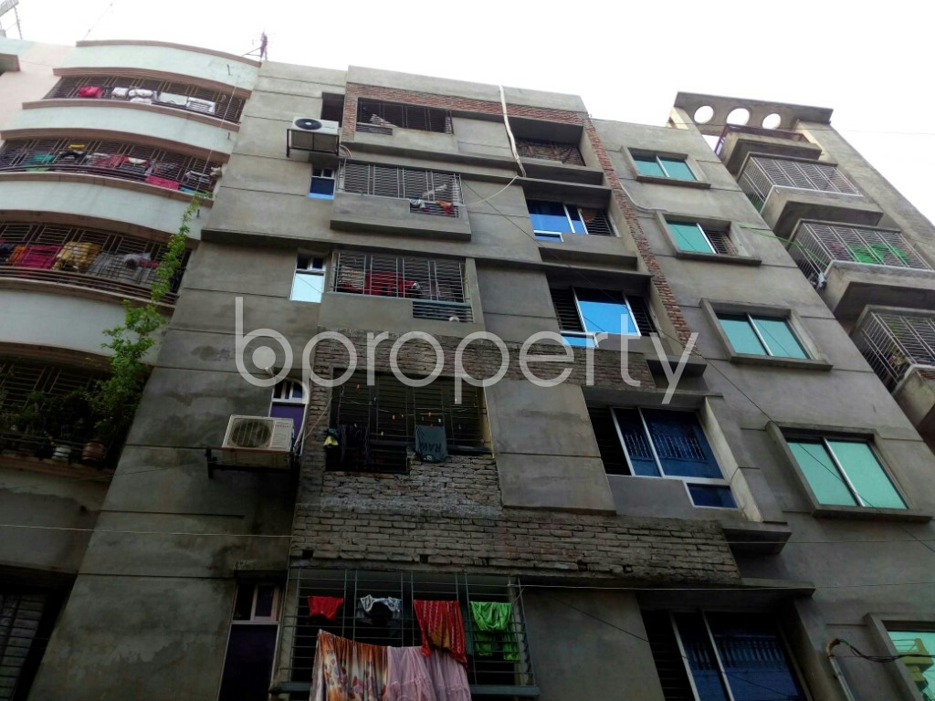 Outside view - 2 Bed Apartment for Sale in Mirpur, Dhaka - 1887423
