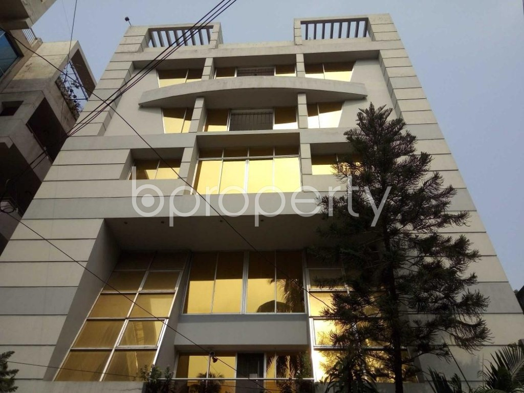 Front view - 4 Bed Apartment to Rent in Banani, Dhaka - 1887497
