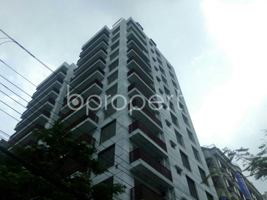 Outside view - 4 Bed Apartment for Sale in Bashundhara R-A, Dhaka - 1887660