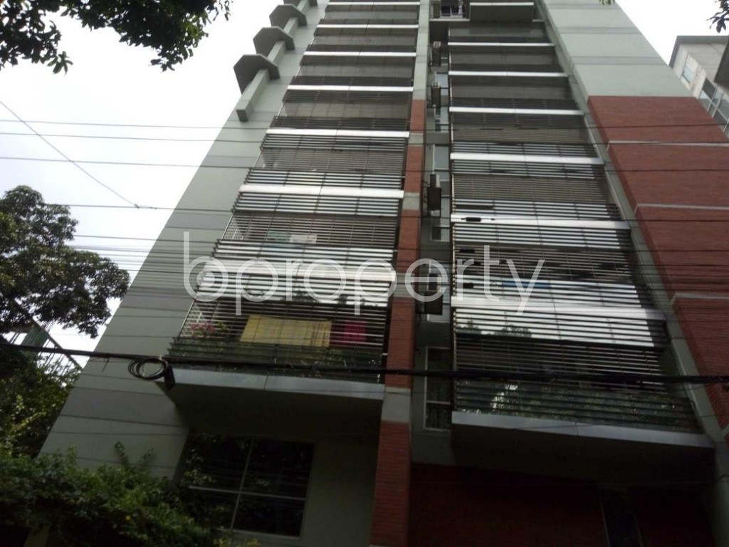 Front view - 3 Bed Apartment to Rent in Banani, Dhaka - 1887700