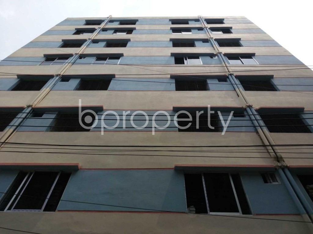 Front view - 3 Bed Apartment to Rent in Khilgaon, Dhaka - 1887719