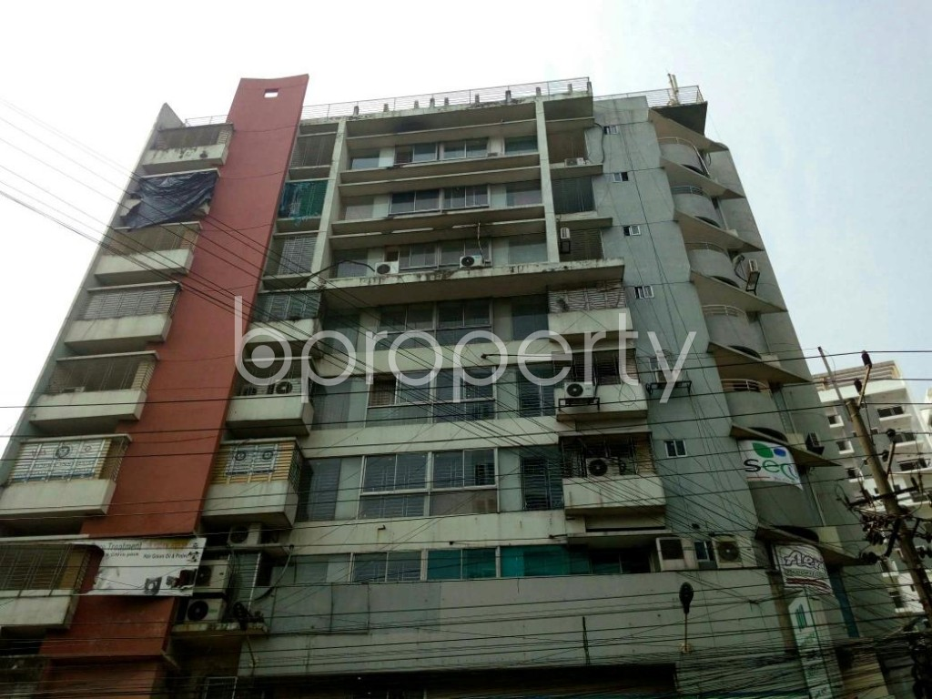 Front view - 3 Bed Apartment to Rent in South Khulsi, Chattogram - 1887745