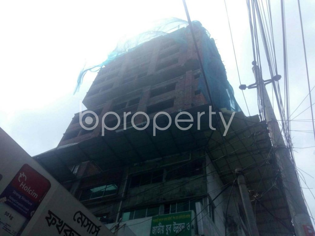 Outside view - Office for Sale in Malibagh, Dhaka - 1887807