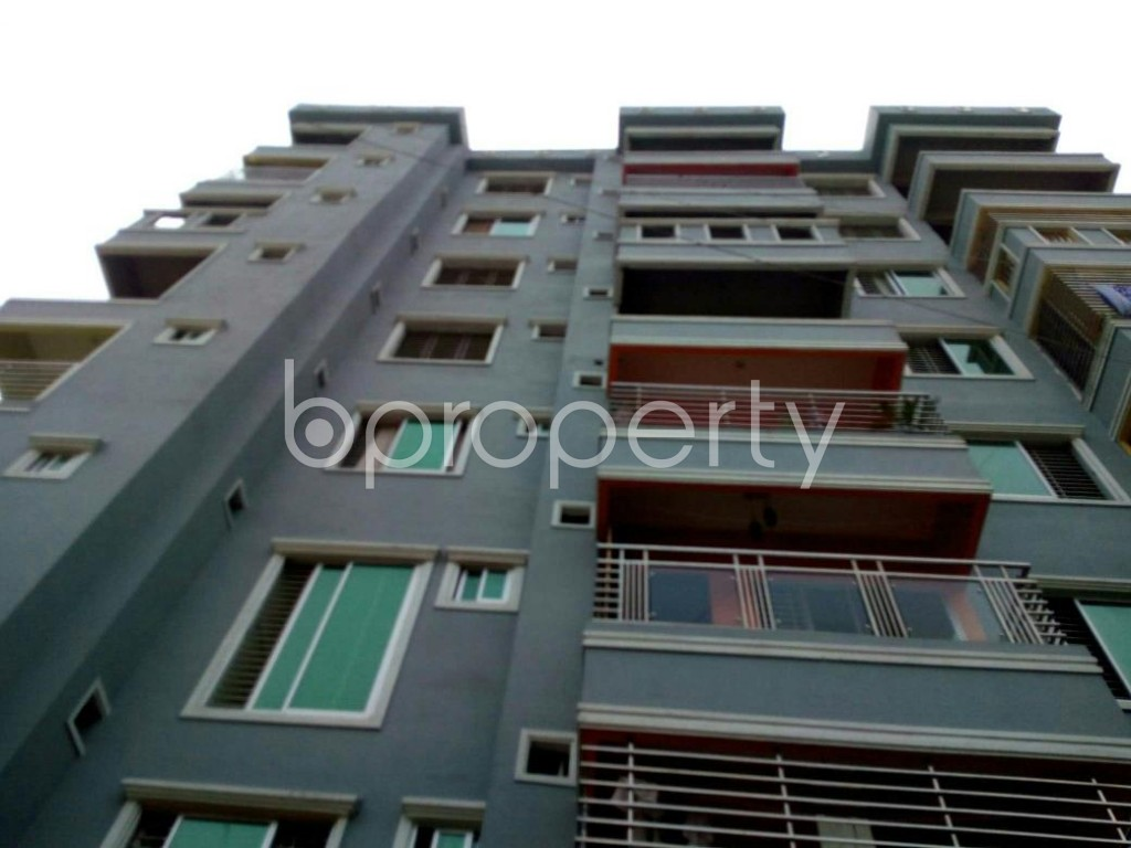 Front view - 2 Bed Apartment for Sale in Gazipur Sadar Upazila, Gazipur - 1887856