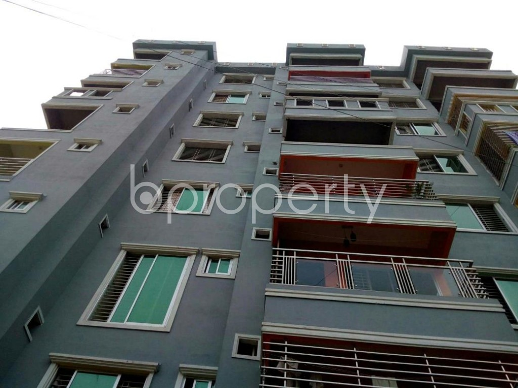Front view - 2 Bed Apartment for Sale in Gazipur Sadar Upazila, Gazipur - 1887858