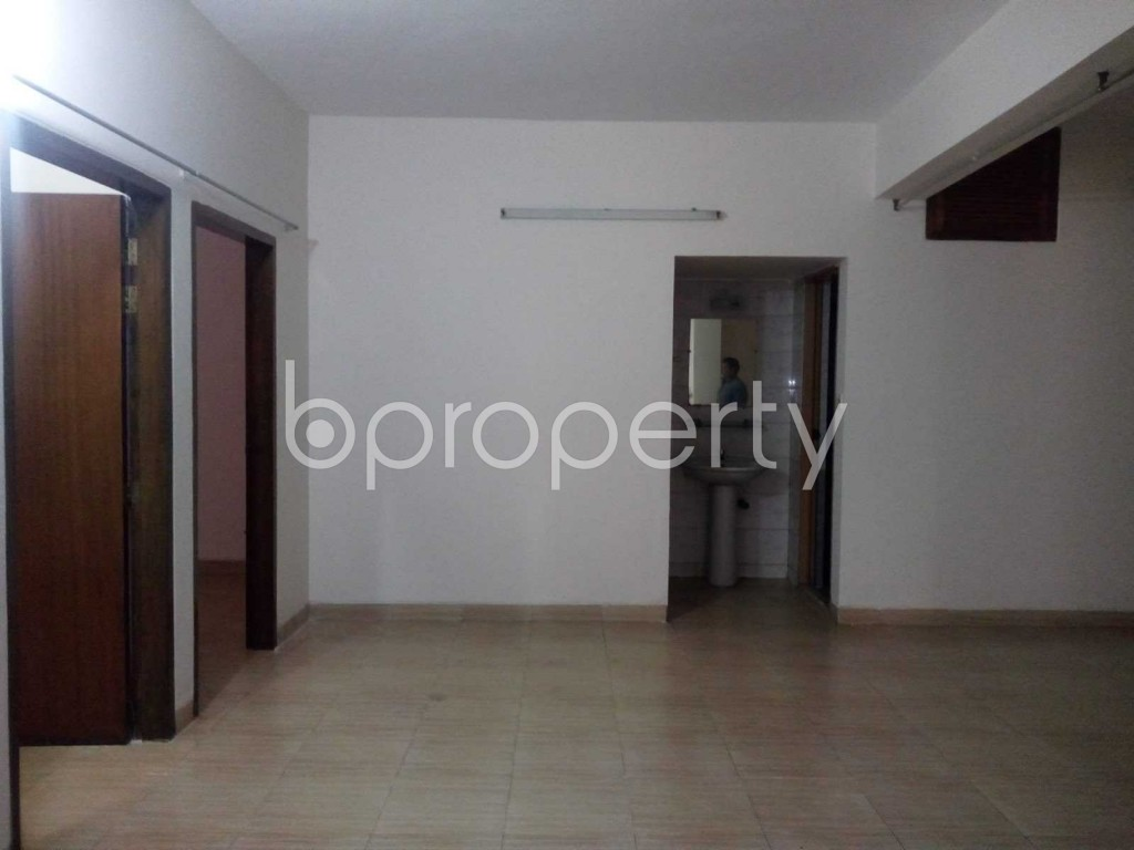 Dine/Dining - 3 Bed Apartment for Sale in Hatirpool, Dhaka - 1887884