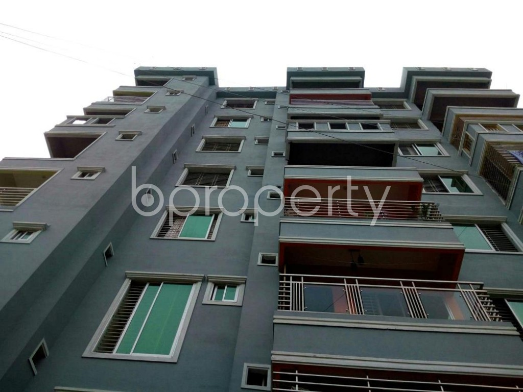 Front view - 2 Bed Apartment for Sale in Gazipur Sadar Upazila, Gazipur - 1887907