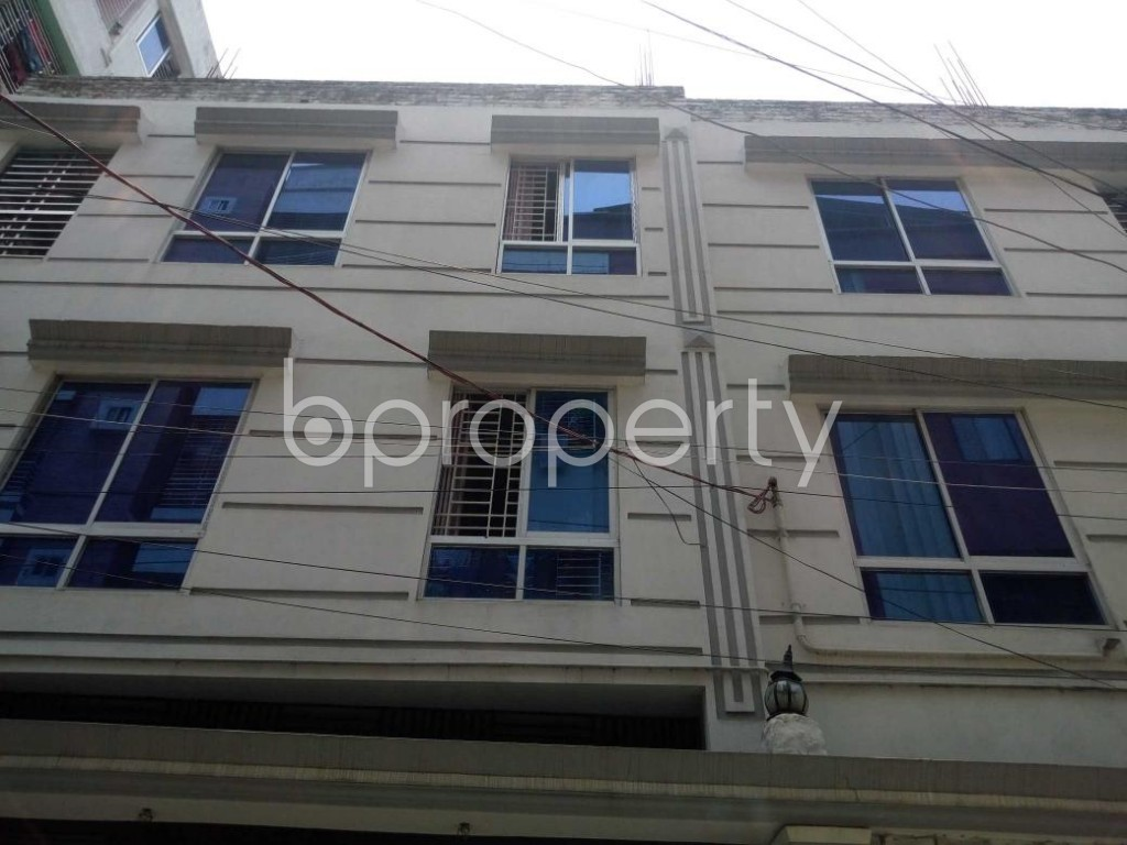 Front view - 2 Bed Apartment to Rent in Mohammadpur, Dhaka - 1887918