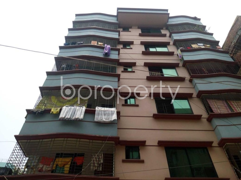 Front view - 2 Bed Apartment to Rent in Mohammadpur, Dhaka - 1887920