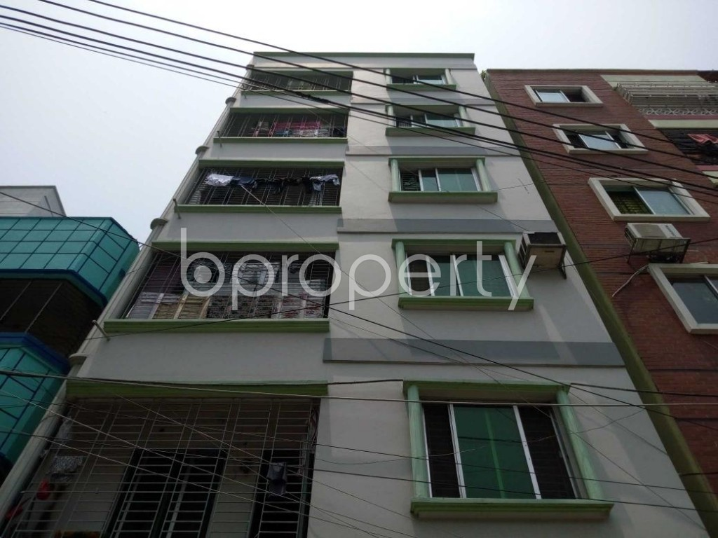 Front view - 2 Bed Apartment to Rent in Mohammadpur, Dhaka - 1887922