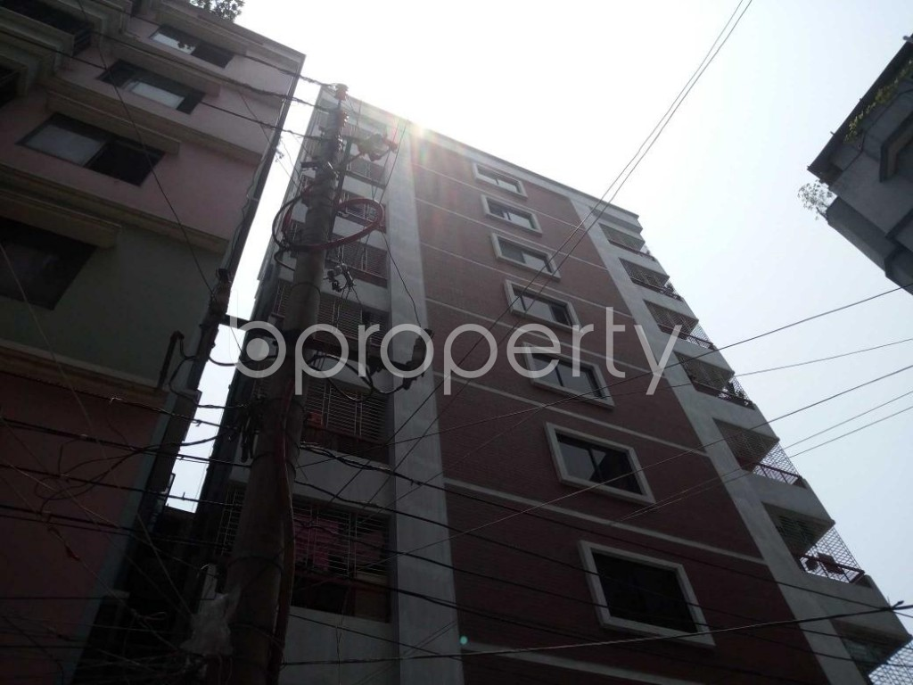 Front view - 2 Bed Apartment to Rent in Mohammadpur, Dhaka - 1887925