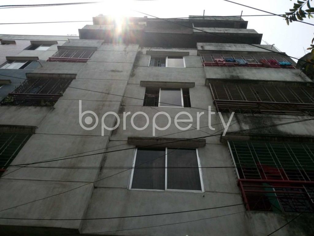 Front view - 2 Bed Apartment to Rent in Mohammadpur, Dhaka - 1887926