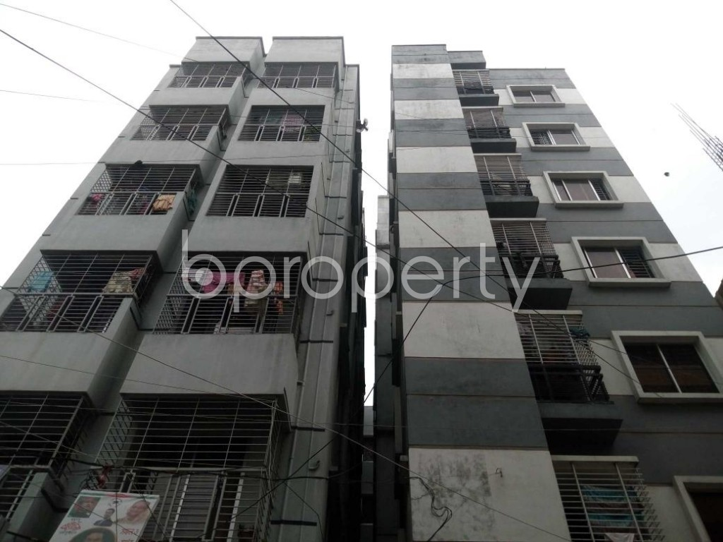 Front view - 2 Bed Apartment to Rent in Mohammadpur, Dhaka - 1887927