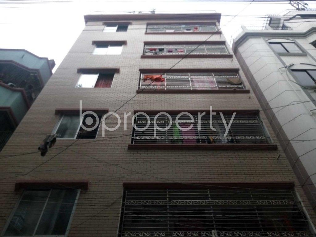 Front view - 2 Bed Apartment to Rent in Mohammadpur, Dhaka - 1887929