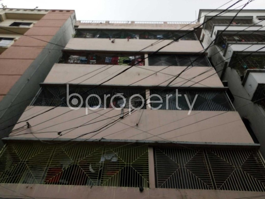 Front view - 2 Bed Apartment to Rent in Mohammadpur, Dhaka - 1887930