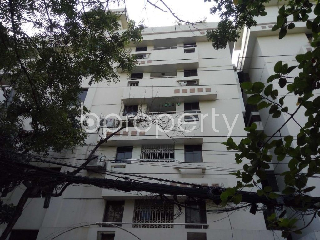 Front view - 3 Bed Apartment to Rent in Gulshan, Dhaka - 1887941