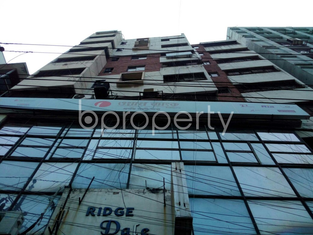 Commercial inside - Office for Sale in Badda, Dhaka - 1887943