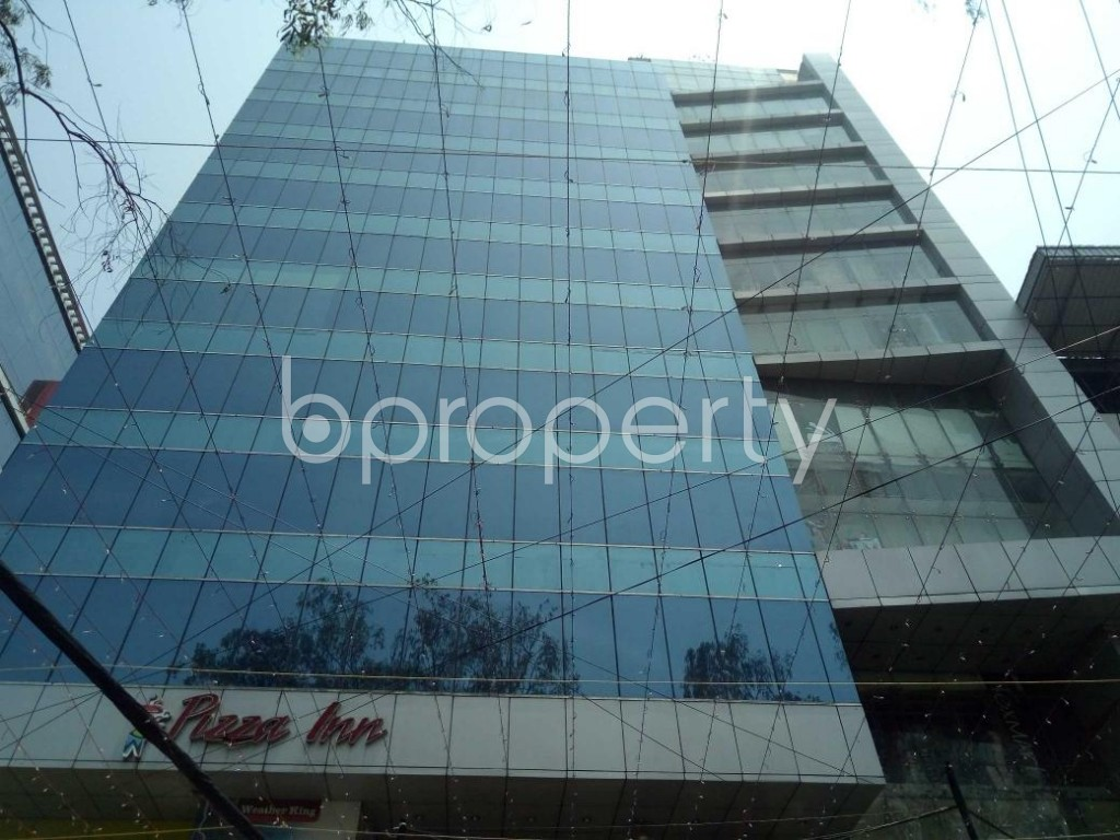 Front view - Shop for Sale in Uttara, Dhaka - 1887973