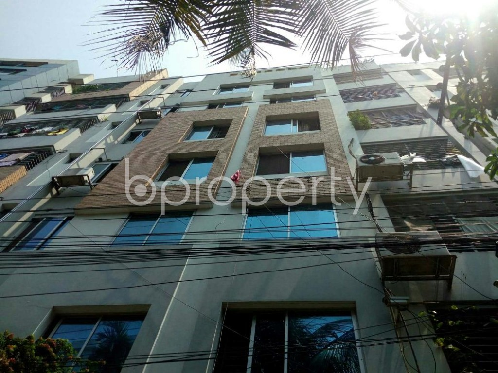 Front view - 3 Bed Apartment to Rent in South Khulsi, Chattogram - 1887987