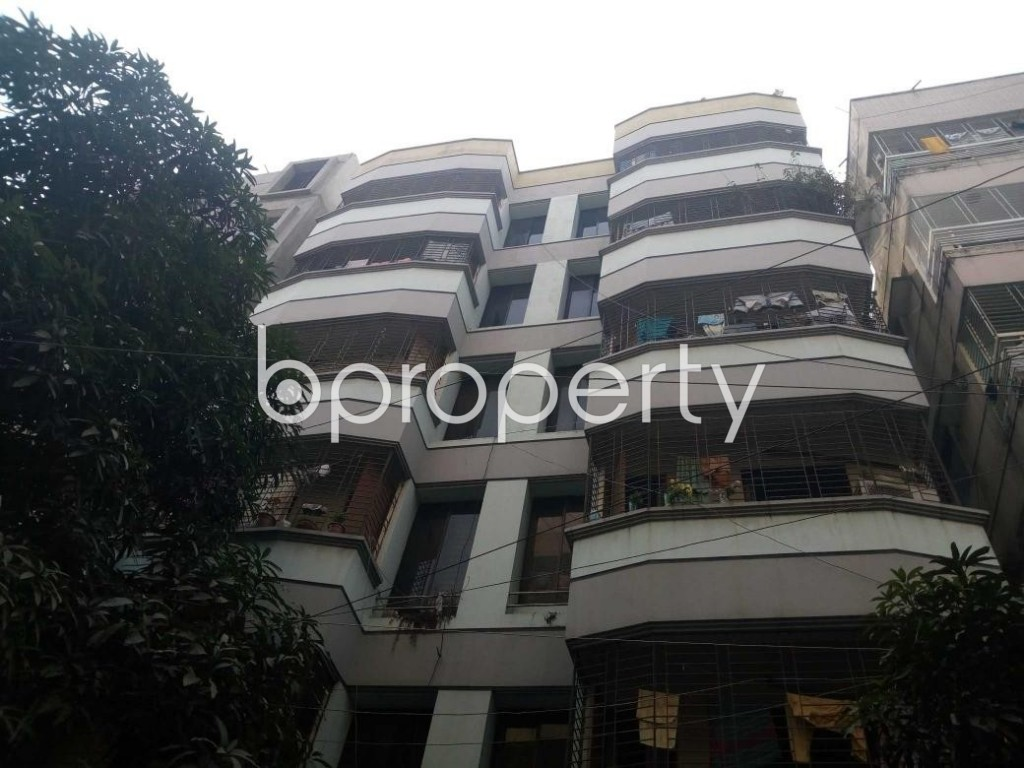 Front view - 2 Bed Apartment for Sale in Uttara, Dhaka - 1887967
