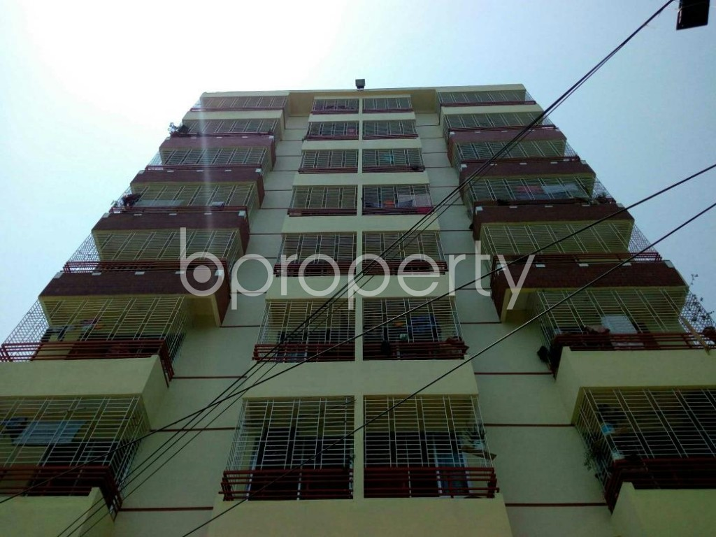 Front view - 2 Bed Apartment to Rent in Race Course, Cumilla - 1888056