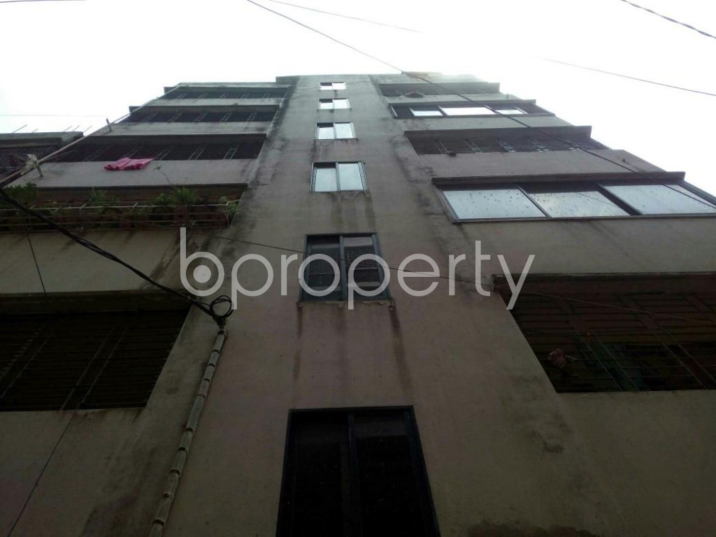 Front view - 2 Bed Apartment for Sale in Mirpur, Dhaka - 1888224