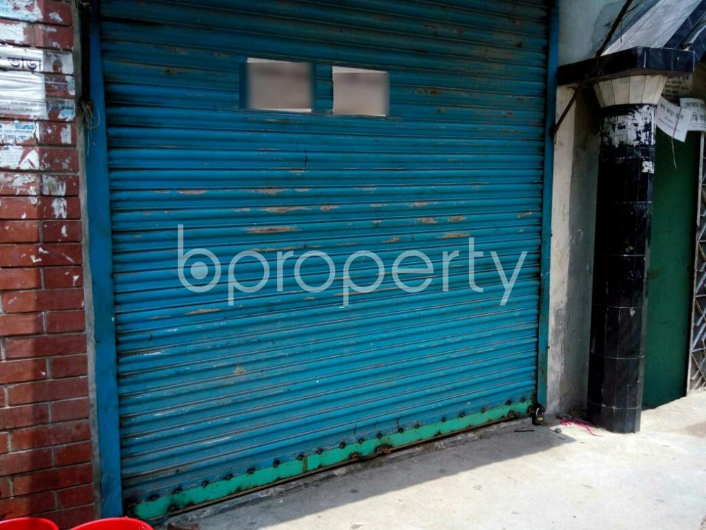 Outside view - Shop to Rent in Hazaribag, Dhaka - 1888351