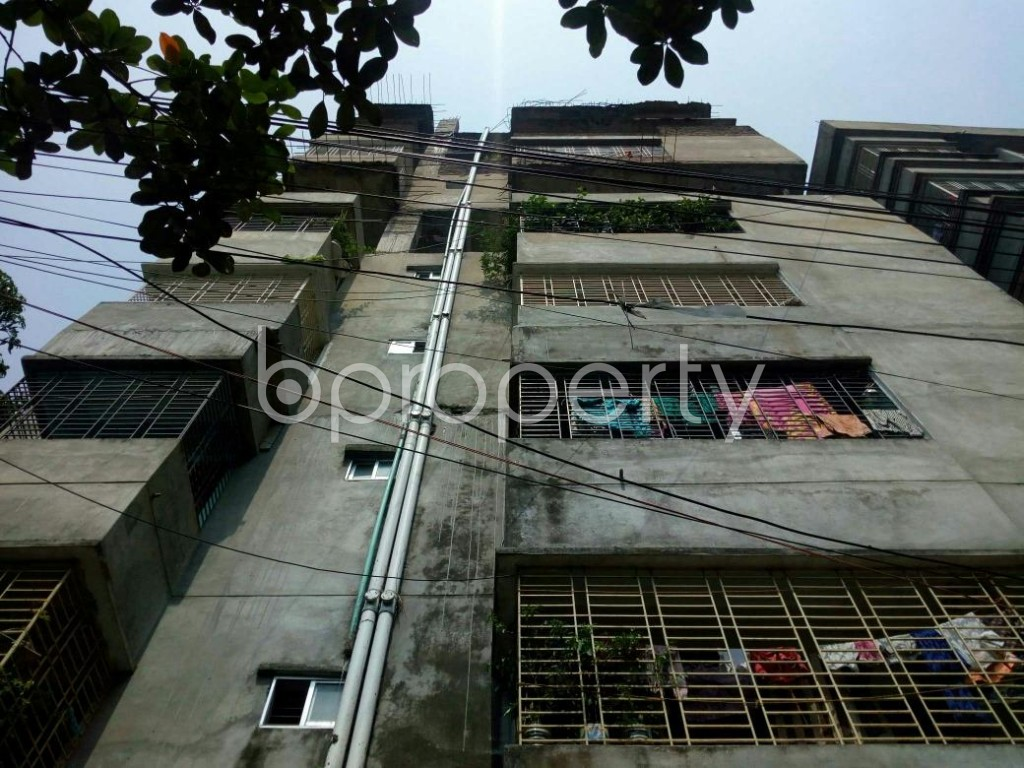 Front view - 3 Bed Apartment to Rent in Shasongacha, Cumilla - 1888530