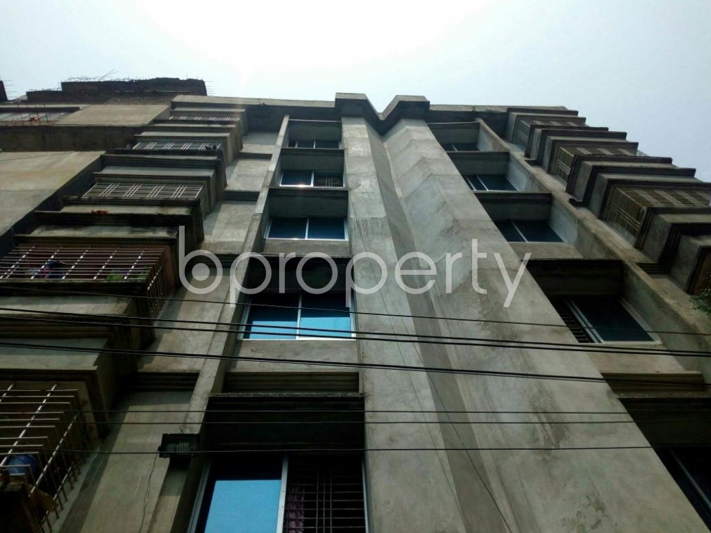 Front view - 3 Bed Apartment to Rent in Shasongacha, Cumilla - 1888531
