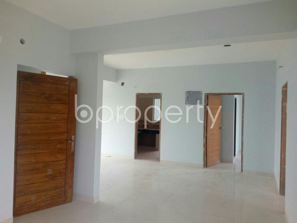 Empty Room - 3 Bed Apartment for Sale in Bashundhara R-A, Dhaka - 1888540