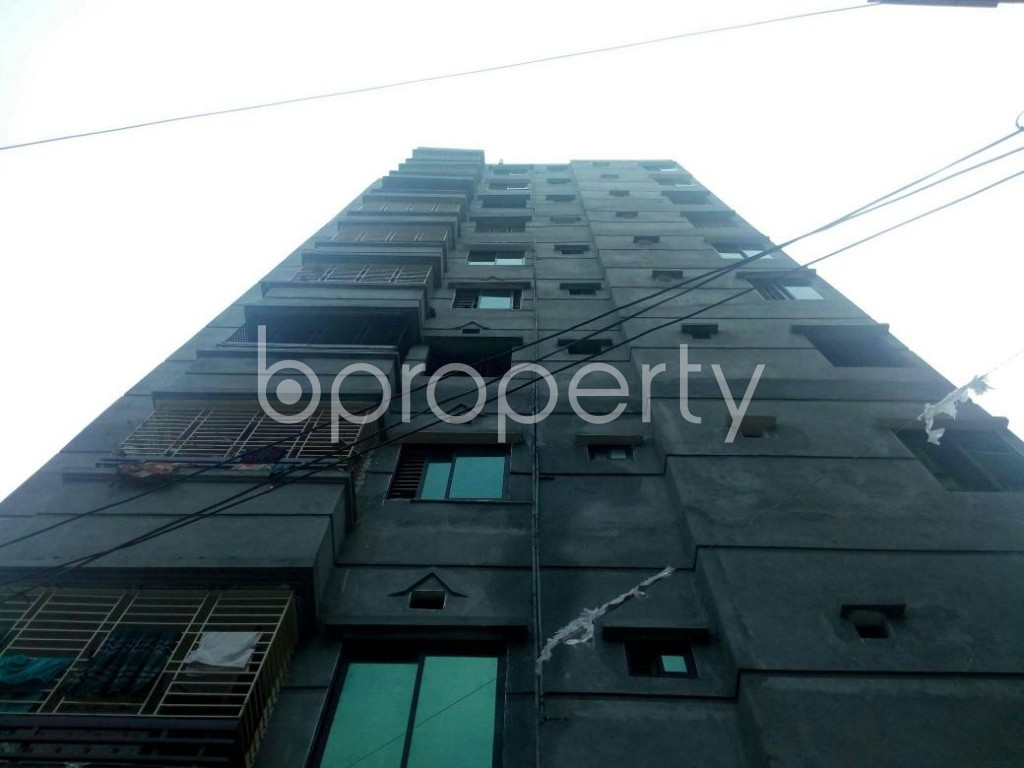 Front view - 3 Bed Apartment to Rent in Shasongacha, Cumilla - 1888559