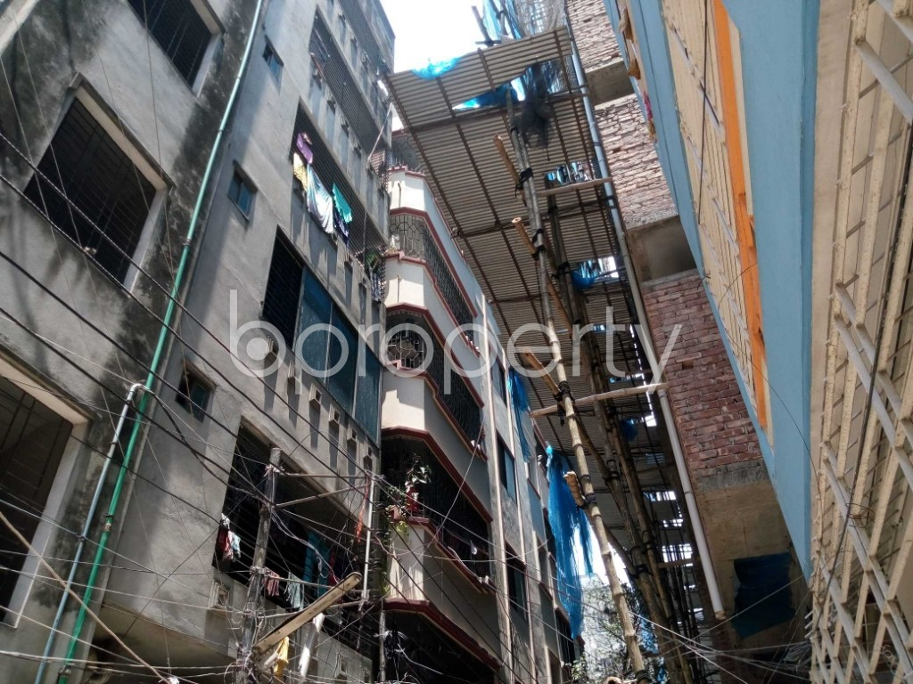 Outside view - 2 Bed Apartment to Rent in Adabor, Dhaka - 1888579