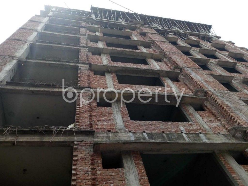 Front view - 3 Bed Apartment for Sale in Jamal Khan, Chattogram - 1888612