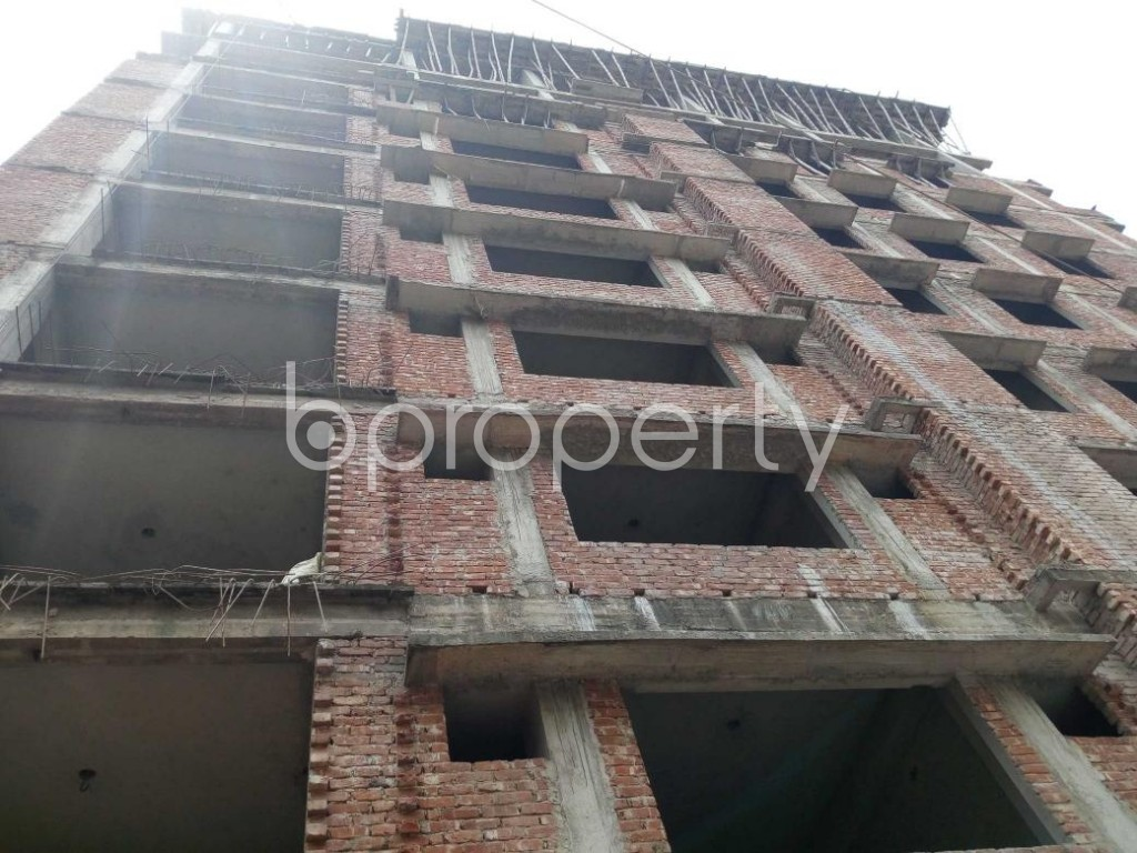 Front view - 3 Bed Apartment for Sale in Jamal Khan, Chattogram - 1888615