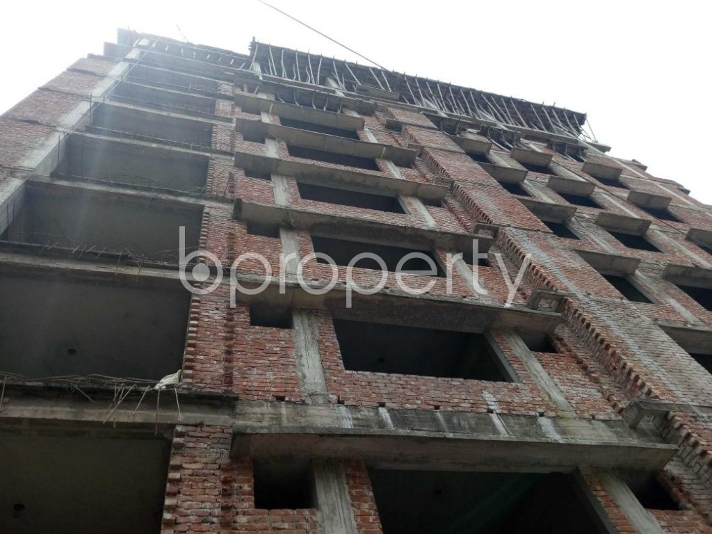 Front view - 3 Bed Apartment for Sale in Jamal Khan, Chattogram - 1888616