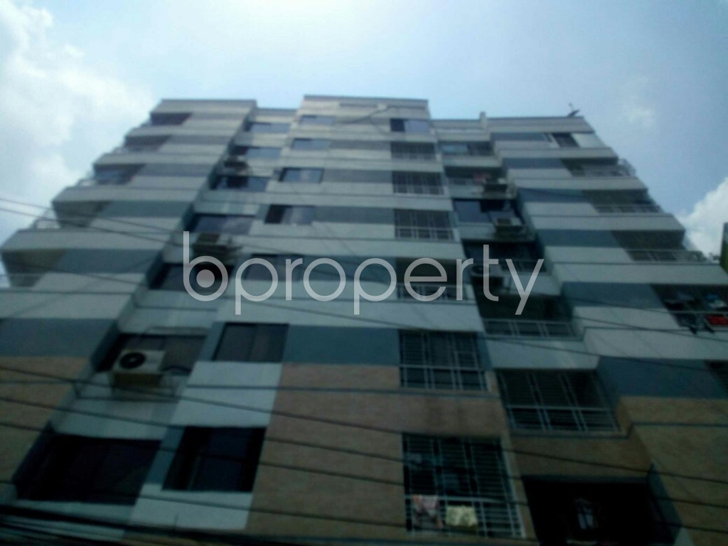 Outside view - 3 Bed Apartment for Sale in Badda, Dhaka - 1888620