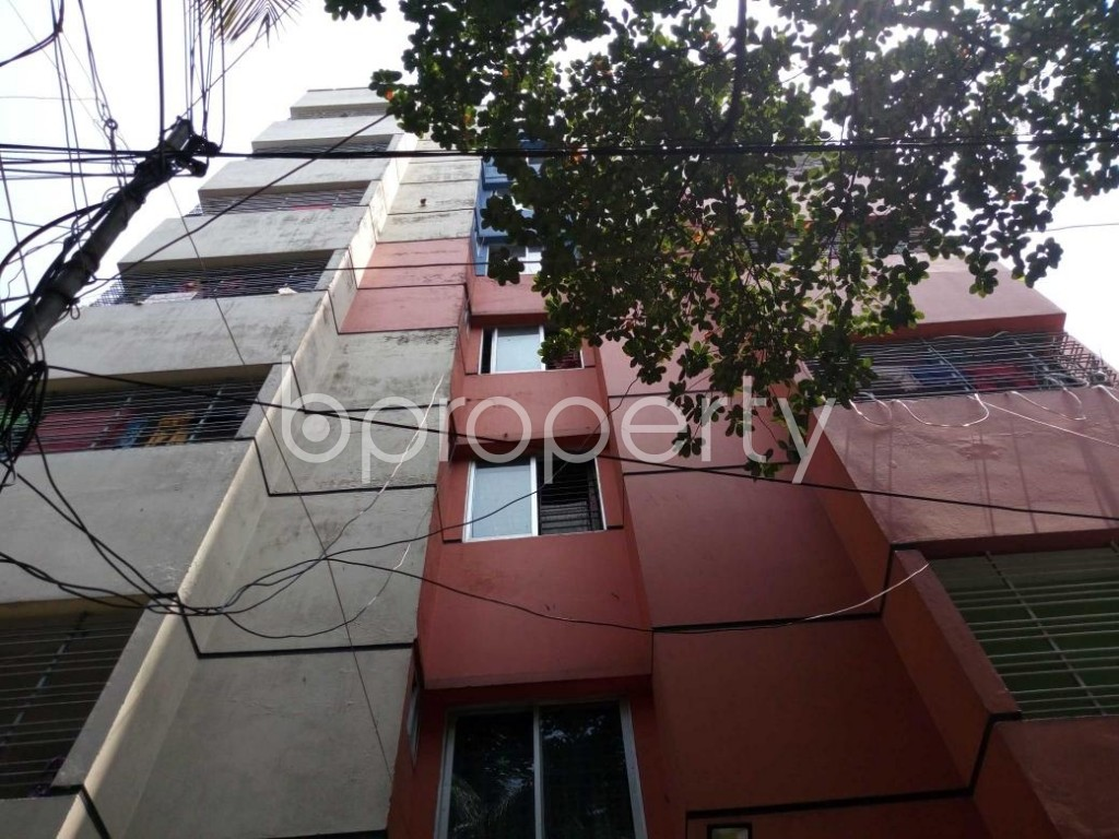 Front view - 2 Bed Apartment for Sale in Khilgaon, Dhaka - 1888639
