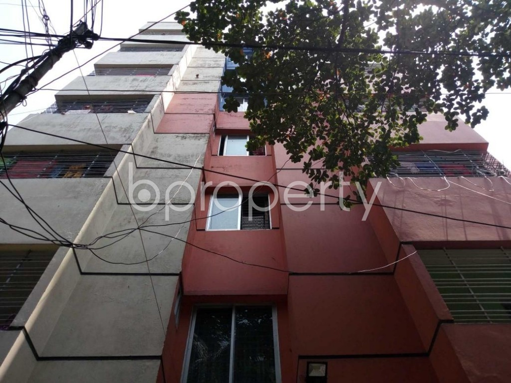 Front view - 2 Bed Apartment for Sale in Khilgaon, Dhaka - 1888640