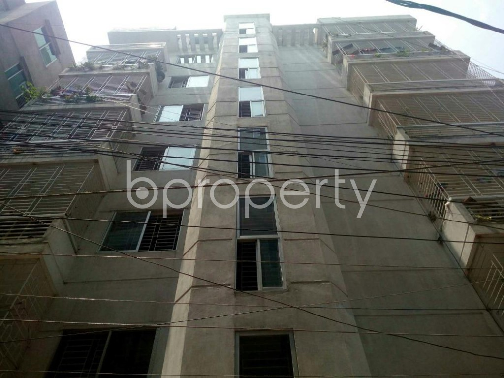 Front view - 2 Bed Apartment for Sale in Dakshin Khan, Dhaka - 1888646